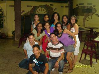 Amigos cubanos