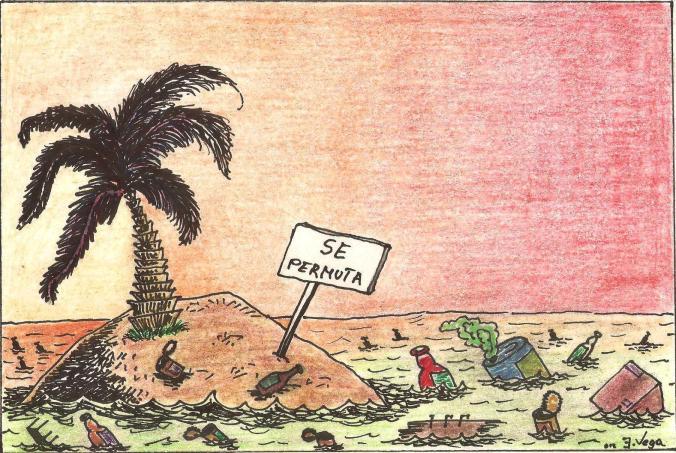medio ambiente, contaminación de los mares/supercuba
