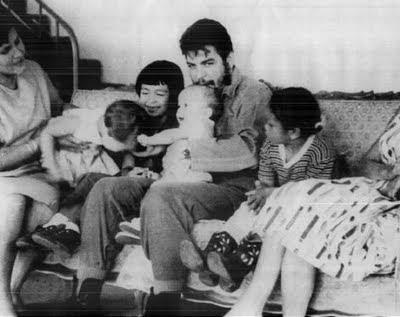Che,Guevara,Familia del che,hijos del che/supercuba