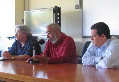 Evento sobre la obra de Leonardo Padura, Abilio Estévez y Amir Valle en la Universidad de Niza